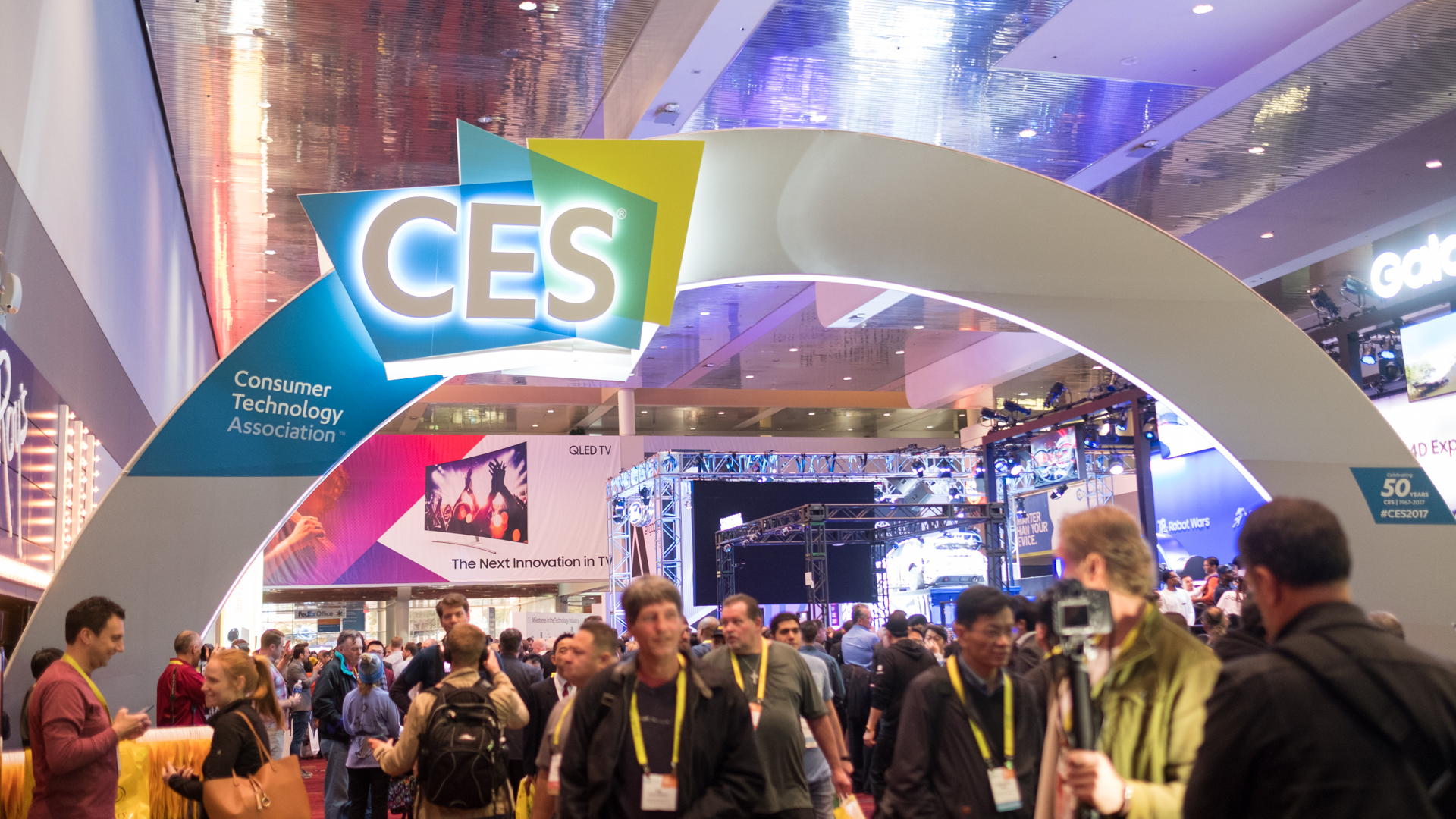 Innovation takes center stage at Consumer Electronics Show (CES)