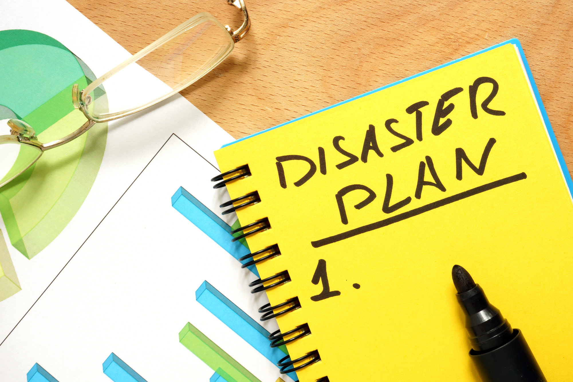 Three Steps for Disaster Planning, Recovery and Maintaining Business Continuity